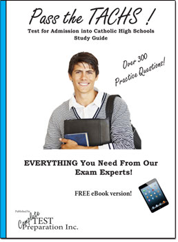 TACHS Study Guide and Practice Tests