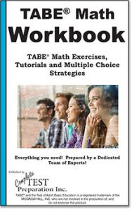 TABE Math Cover