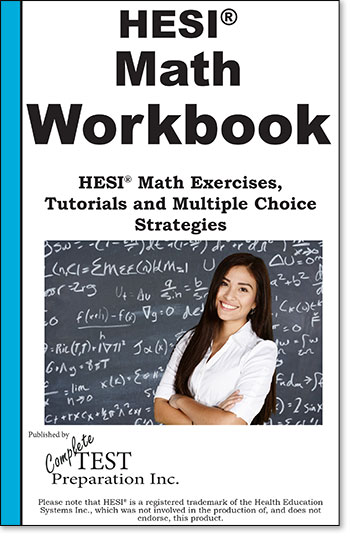 HESI Math Cover