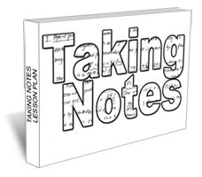 Taking Notes Cover