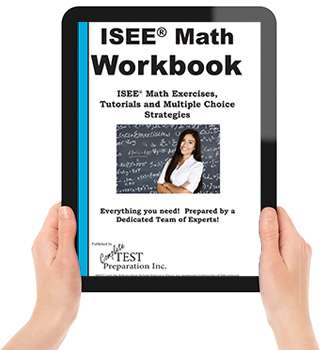 ISEE Math Cover