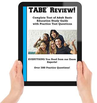 TABE Study Guide Cover