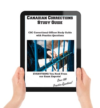 Canada Corrections Study Guide
