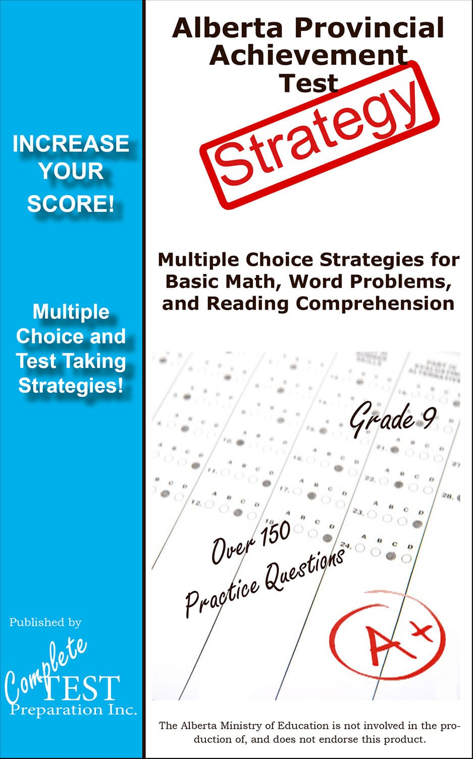 60 Practice Questions For The Alberta Provincial Achievement Test Alberta reading comprehension practice