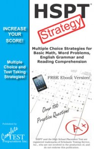 HSPT Test Strategy
