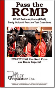 RCMP Study Guide
