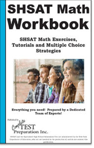 SHSAT Math Cover