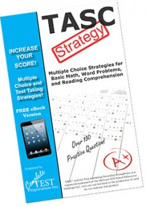 TASC Test Strategy Cover